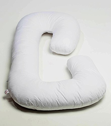 Large Deluxe U Shaped Body Support Pillow Disability