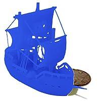 MakerJuice Blue G+ UV 3D Plastic Printing Resin for SLA and DLP Printers (one 500 mL bottle). from MakerJuice, LLC