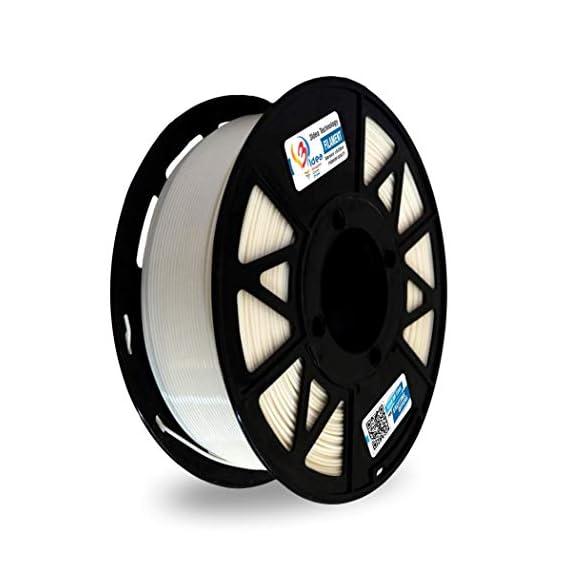 ABS 3D Printing Filament (White)   Print temperature - 220-230