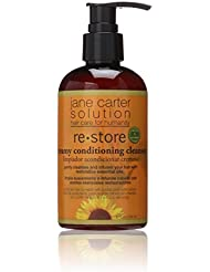 Jane Carter Solution Restore Creamy Conditioning Cleanser, 8 Ounce