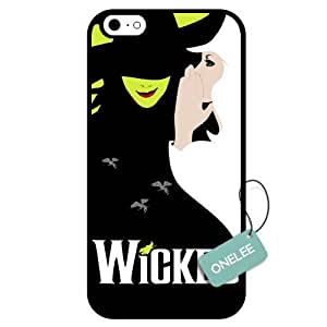 Onelee(TM) - Customized The Wicked Musical Broadway Drama TPU Case Cover for Apple iPhone 6 - Black 06