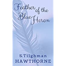 Feather of the Blue Heron