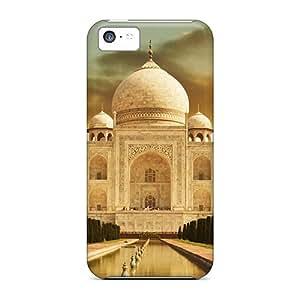 New Arrival ZDmPDTV490Vleot Premium Iphone 5c Case(the Taj Mahal)