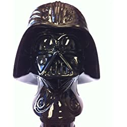 D1 Universal Fit (BLACK) Starwars Darth Vader Head Shift Knob (BRAND NEW)