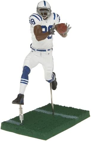 B000813D8C NFL Series 12 Figure: Marvin Harrison Indianapolis Colts White Jersey 412P8RVKM0L