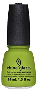 China Glaze Nail Lacquer, Def Defying, 0.5 Fluid Ounce