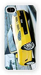 MG F Yellow, Samsung Galaxy S6 cell phone case / skin