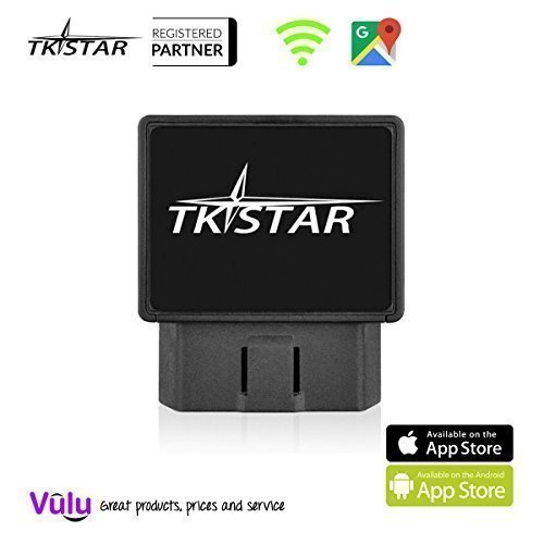 TKSTAR Mini Waterproof Tracking Device with...