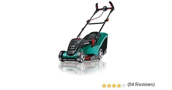 Bosch Home and Garden 06008A4409 Rotak 370 LI Cortacésped con 2 ...