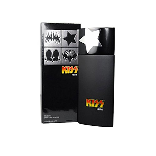 Kiss Him By Kiss For Men, Cologne Spray, 3.4-Ounce ()