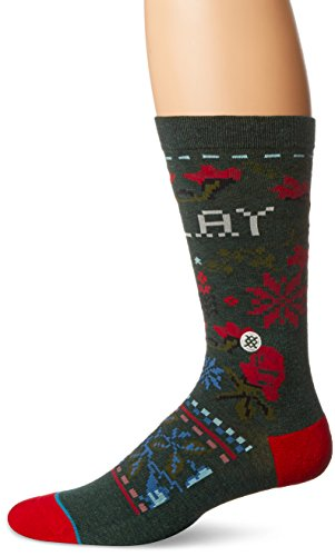 Stance Mens Holiday Floral Support