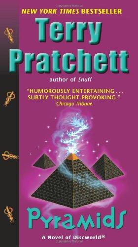 Book cover for Pyramids