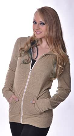 """Hot Mama Ink """"One Lucky Mother"""" Eco Hoodie (Small)"""