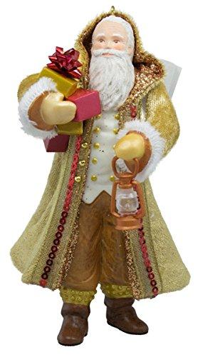 Hallmark Keepsake Ornament Father Christmas 13th in Series 2016
