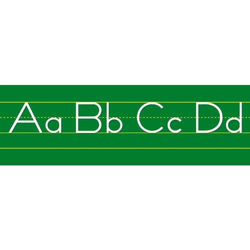 NORTH STAR TEACHER RESOURCE Alphabet Lines Traditional Manuscript Bulletin Board Set