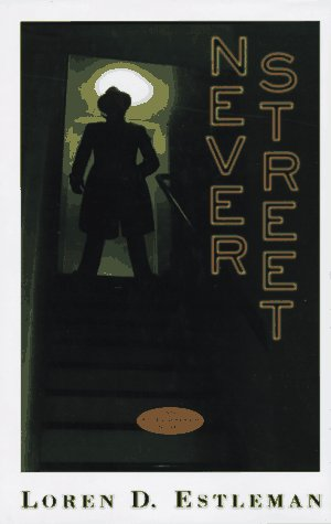 book cover of Never Street