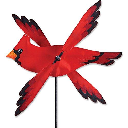 Cardinal Whirligig - Whirligig Spinner - 17 In. Cardinal Spinner
