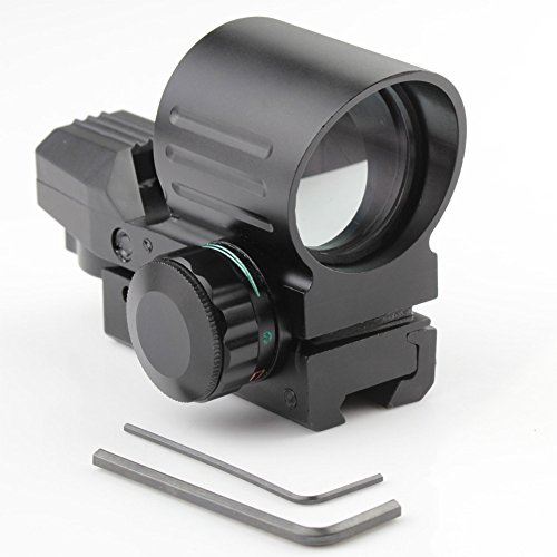 VERY100 Tactical Holographic Reflex Green
