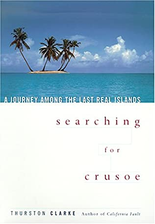 book cover of Searching for Crusoe