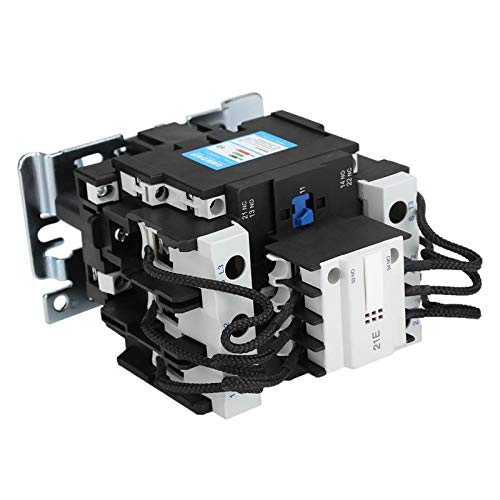 CJ19-95//21 95A 50Kvar Switch-Over Capacitor Duty Contactor AC Capacitor Contactor Modular contactor