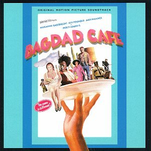 Bagdad Music Book - Bagdad Cafe