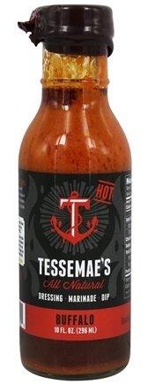 Tessemae's - All Natural Hot Buffalo Sauce - 10 oz.