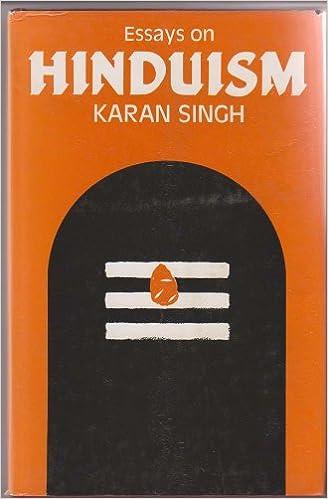 essays on hinduism karan singh com books