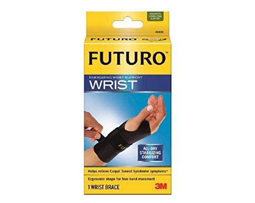 (FUTURO(TM) Energizing Wrist Support 48403EN Left Hand, Large/Extra-Large)