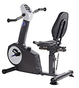 Stamina Elite Total Body Recumbent Bike with Upper Body and Lower Body Exercise