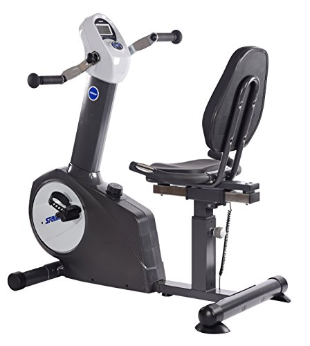 Stamina Elite Total Body Recumbent Bike Upper Body Lower Body Exercise