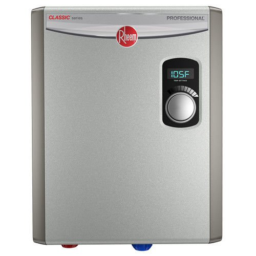 Rheem Rtex 18 240V 2 Heating Chambers Residential Tankless Water Heater