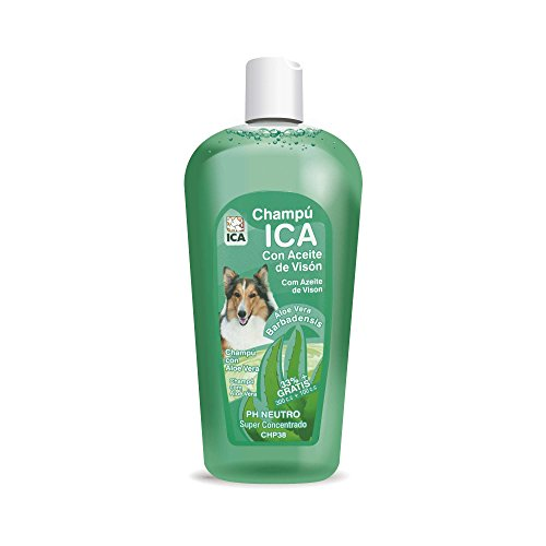 ICA chp38Mink Oil Shampoo with Aloe Vera for Dogs