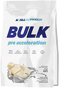 All Nutrition Bulk Pro Acceleration Carb-Proteína Polvo ...