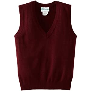 CLASSROOM Boys' Uniform Sweater Vest