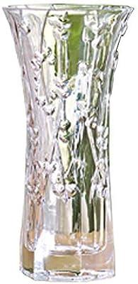 Amazon Com Mikasa Crystal Florale Bud Vase 8 Inch Home Amp Kitchen