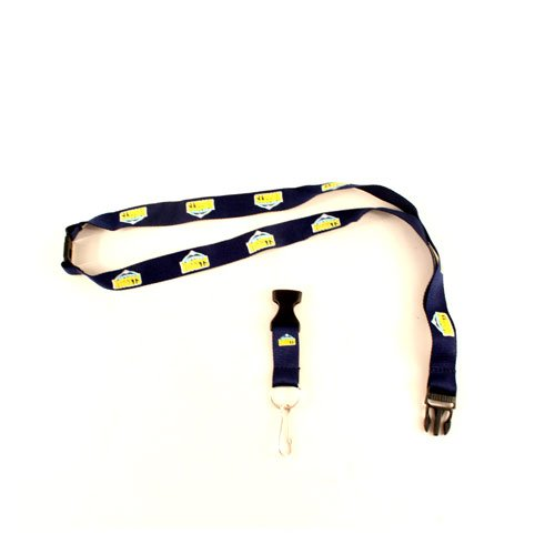 NBA Denver Nuggets Team Color Lanyard, 22-inches, Blue