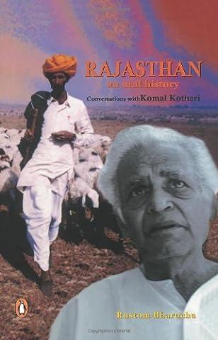 Rajasthan: An Oral History - Conversations with Komal Kothari (India Rajasthan)