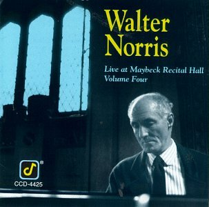 Live at Maybeck Recital Hall, Vol. 4 by Concord Records