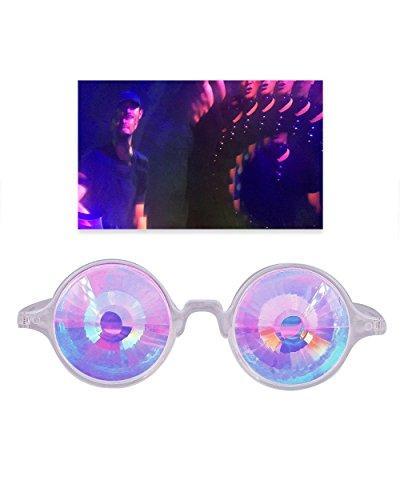 Emazing Lights Clear Portal Kaleidoscope Prism - Clear Kaleidoscope