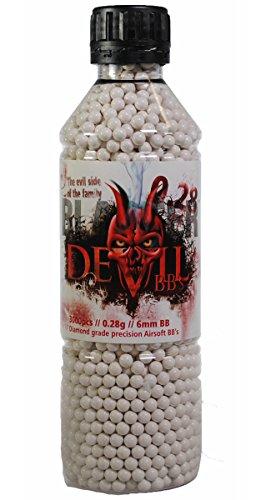 Aftermath Blaster Devil .28G 3000 Count Bottle Airsoft Pellets