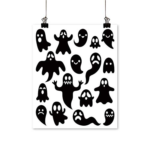 Artwork for Office Decorationsscary Ghosts Design Halloween Characters