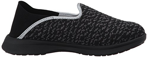 Flat Black SoftWalk Simba Grey Women's SXzwqxwv