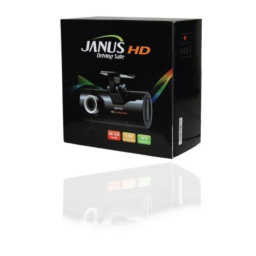 Janus Cam V1 Hd 32gb Single Lens Hd Security Camera Black