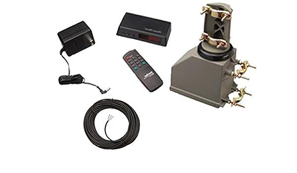 Canal Master 9521 una antena Rotator & cable de rotor del 75 ...