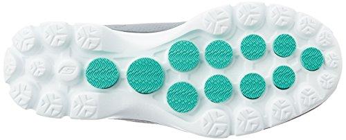 Skechers Go Walk 3domination - Zapatillas Mujer Gris - gris (CCAQ)
