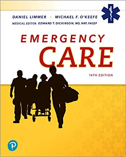 Emergency Care, 14th Edition