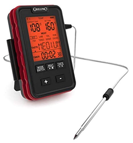GrillPro Table Side Grill Thermometer by GrillPro