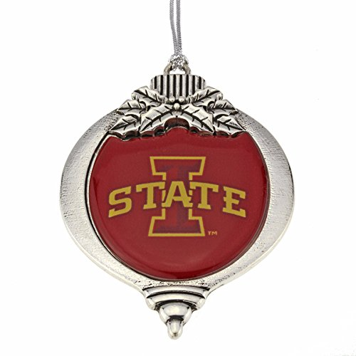 MadSportsStuff Iowa State Cyclones Christmas Ornament (Ornaments Iowa Christmas University Of)