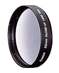 Canon 250D 58mm Close-up Lens for A700, A710IS, G1, G2, G3, G5, G6 & EOS SLR Cameras