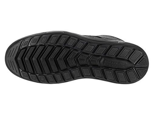 Skechers Heren Porter - Repton Casual Schoen Zwart